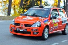 швейцарец ралли автомобиля Стоковая Фотография RF