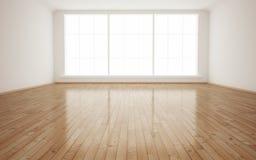 пустая нутряная комната Стоковое Изображение