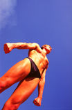 спортсмен тела Стоковая Фотография RF