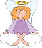 облако ангела Стоковые Фотографии RF