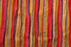 текстура нашивки ткани Стоковая Фотография