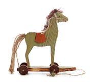 трясти лошади деревянный Стоковое Фото