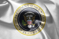 总统我们 免版税库存图片