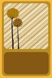 приветствие карточки Стоковое Изображение RF