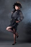 διαμορφωμένη φόρεμα ηλικι& Στοκ Εικόνες