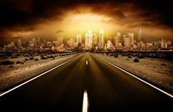 миры конца Стоковая Фотография RF