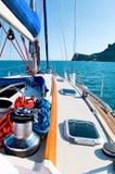 яхта Стоковые Изображения