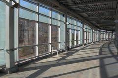 διάβαση πεζών Στοκ φωτογραφίες με δικαίωμα ελεύθερης χρήσης
