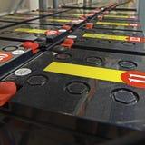 电池功率用品不间断的部件 免版税库存照片