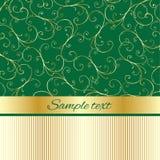 看板卡典雅的装饰品 免版税库存图片