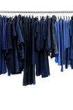 衣物 免版税库存图片