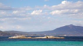 ο κόλπος οικίζει δύο Στοκ εικόνα με δικαίωμα ελεύθερης χρήσης
