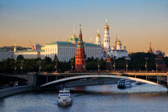 Μόσχα Ρωσία Στοκ φωτογραφίες με δικαίωμα ελεύθερης χρήσης