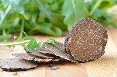 μαύρη τρούφα Στοκ εικόνα με δικαίωμα ελεύθερης χρήσης