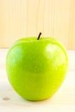 苹果医疗关心的绿色 库存照片