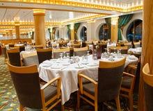 пустой ресторан Стоковая Фотография