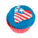 美国甜点 免版税库存图片