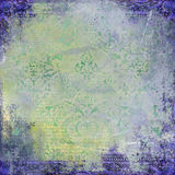 背景构成的紫色葡萄酒 免版税库存照片