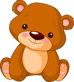 熊乐趣动物园 免版税库存图片