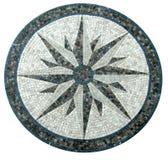Мраморная предпосылка текстуры мозаики Стоковые Изображения