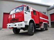 пожар двигателя Стоковые Изображения