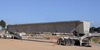 трейлер моста луча Стоковые Фотографии RF
