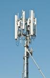 Κινητή τηλεφωνική επικοινωνία Στοκ φωτογραφία με δικαίωμα ελεύθερης χρήσης