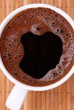αγαθό ημέρας φλυτζανιών καφέ Στοκ εικόνες με δικαίωμα ελεύθερης χρήσης
