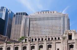 芝加哥民事房子歌剧 免版税库存照片