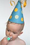мальчик дня рождения Стоковое Фото