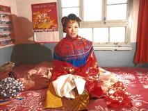 新娘 免版税图库摄影