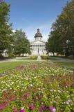 南卡罗林纳状态国会大厦  免版税图库摄影