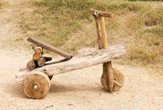 汽车手工制造玩具 免版税库存图片