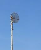 通信无线电铁塔 图库摄影
