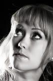 γυναίκα γοητείας Στοκ εικόνα με δικαίωμα ελεύθερης χρήσης
