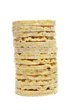 ρύζι σωρών κέικ Στοκ εικόνα με δικαίωμα ελεύθερης χρήσης