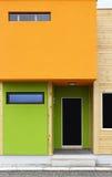 σπίτι σύγχρονο Στοκ Φωτογραφία