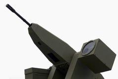 自动炮设备 免版税库存图片