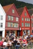 Μπέργκεν Στοκ εικόνα με δικαίωμα ελεύθερης χρήσης