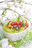 复活节甜点 免版税图库摄影