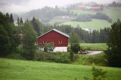 χωριό της Ευρώπης Στοκ Φωτογραφίες