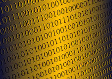 бинарный Код Стоковые Изображения RF