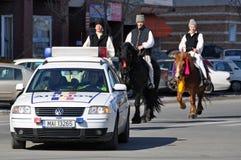 ανατολικό χωριό Στοκ εικόνες με δικαίωμα ελεύθερης χρήσης