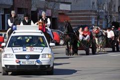 ανατολικό χωριό οδών Στοκ φωτογραφία με δικαίωμα ελεύθερης χρήσης