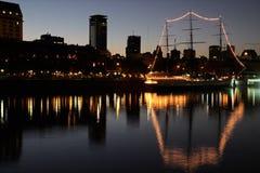 Παλαιό λιμάνι, Μπουένος Άιρες Στοκ Εικόνες