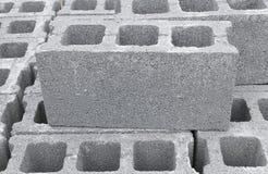 σκυρόδεμα τούβλων Στοκ Εικόνα
