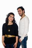 αραβικό ζεύγος Στοκ εικόνα με δικαίωμα ελεύθερης χρήσης