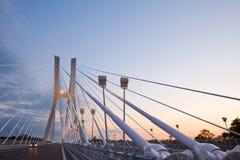 Γέφυρα Στοκ φωτογραφία με δικαίωμα ελεύθερης χρήσης