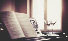 рояль нот коктеила Стоковые Фото