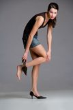 ботинок платья Стоковая Фотография RF